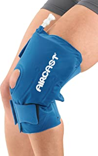 DonJoy Aircast Cryo/Cuff Cold Therapy: Knee Cryo/Cuff, Large