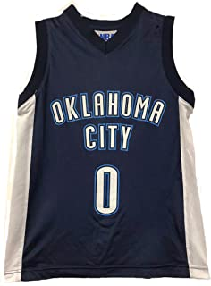 Outerstuff NBA Boys Youth 8-20 Player Name & Number Mesh Replica Jersey