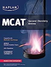 Kaplan MCAT General Chemistry Review: Created for MCAT 2015 (Kaplan Test Prep)