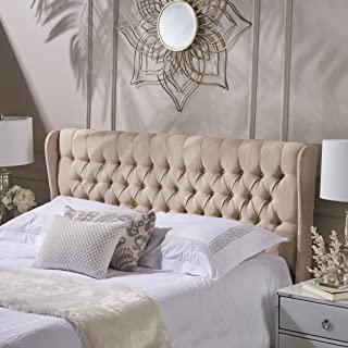 Best queen tufted headboard dimensions Reviews