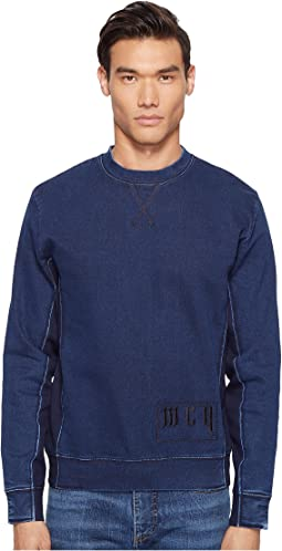 McQ - Washed Sweatshirt
