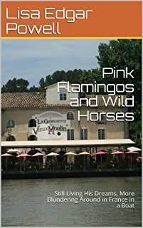 Pink Flamingos and Wild Horses: Still Living His Dreams, More Blundering Around in France in a Boat