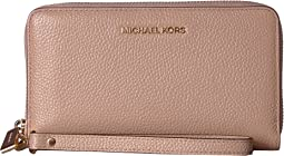 MICHAEL Michael Kors - Large Flat Multifunction Phone Case