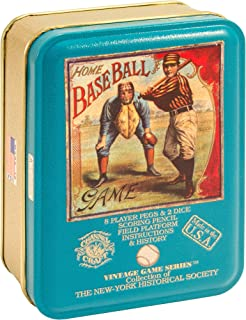 Channel Craft TTHB Home Baseball in a Vintage Game Tin
