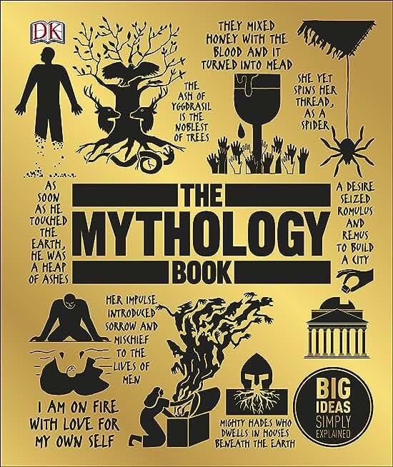 The Mythology Book: Big Ideas Simply Explained (English Edition)