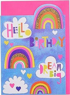 Rachel Ellen REPOW21 Pow Wow Hello Dream Big Birthday Card