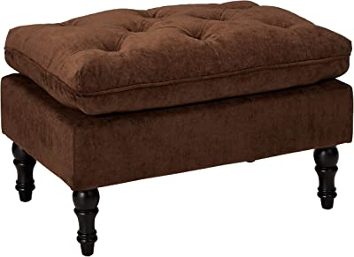 Superb Amazon Com Best Selling Jerry Tufted Ottoman Grey Kitchen Gmtry Best Dining Table And Chair Ideas Images Gmtryco