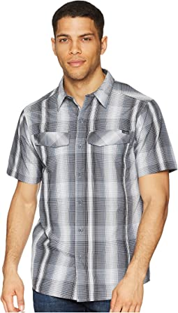 Silver Ridge™ Multi Plaid S/S Shirt