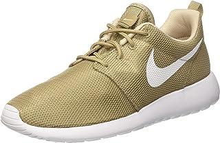 Nike ROSHE ONE MENS running-shoes 511881-203 12 - KHAKI WHITE-OATMEAL ee79b83d31436