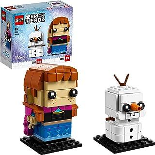 LEGO brickheadz Anna y Olaf (41618) Disney Princess La Reina De Hielo