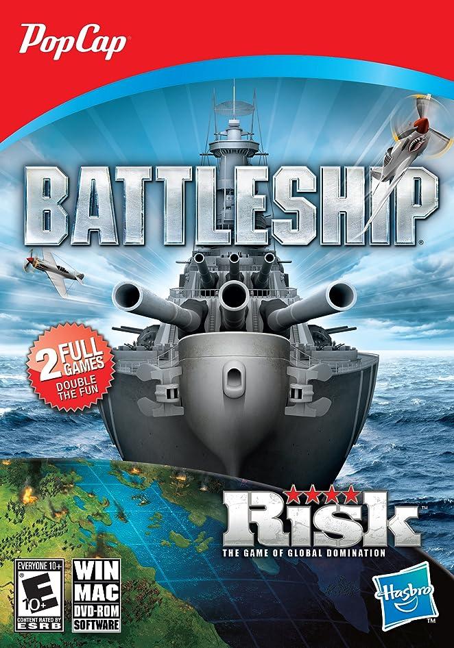 管理者暗殺者お手伝いさんBattleship and Risk (PC) (輸入版)