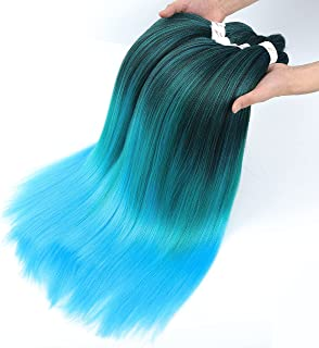 Pre-stretched Braiding Hair Easy Braid Professional Itch Free Synthetic Fiber Corchet Braids Yaki Texture Hair Extensions ...