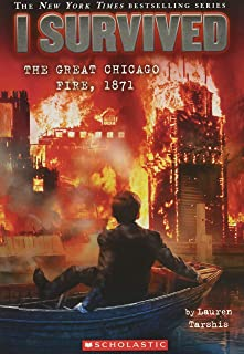 I Survived the Great Chicago Fire, 1871 (I Survived #11), 11