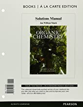 Organic Chemistry Solutions Manual , Books a la Carte Edition