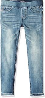 Girls' 5 Pocket Classic Pull on Skinny Jean