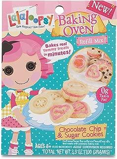 Lalaloopsy Baking Oven Mix- Chocolate Chip & Sugar Cookies