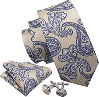 Best cream and blue tie Reviews