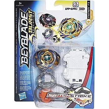 Kreisel Hasbro Beyblade Burst E1029ES0 Switch Strike Starter Pack Fafnir F3