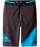 Quiksilver Kids - New Wave Everyday Youth 10 (Big Kids)