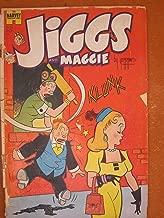 Jiggs and Maggie #25, Oct. 1953. Newspaper strip reprints by George McManus