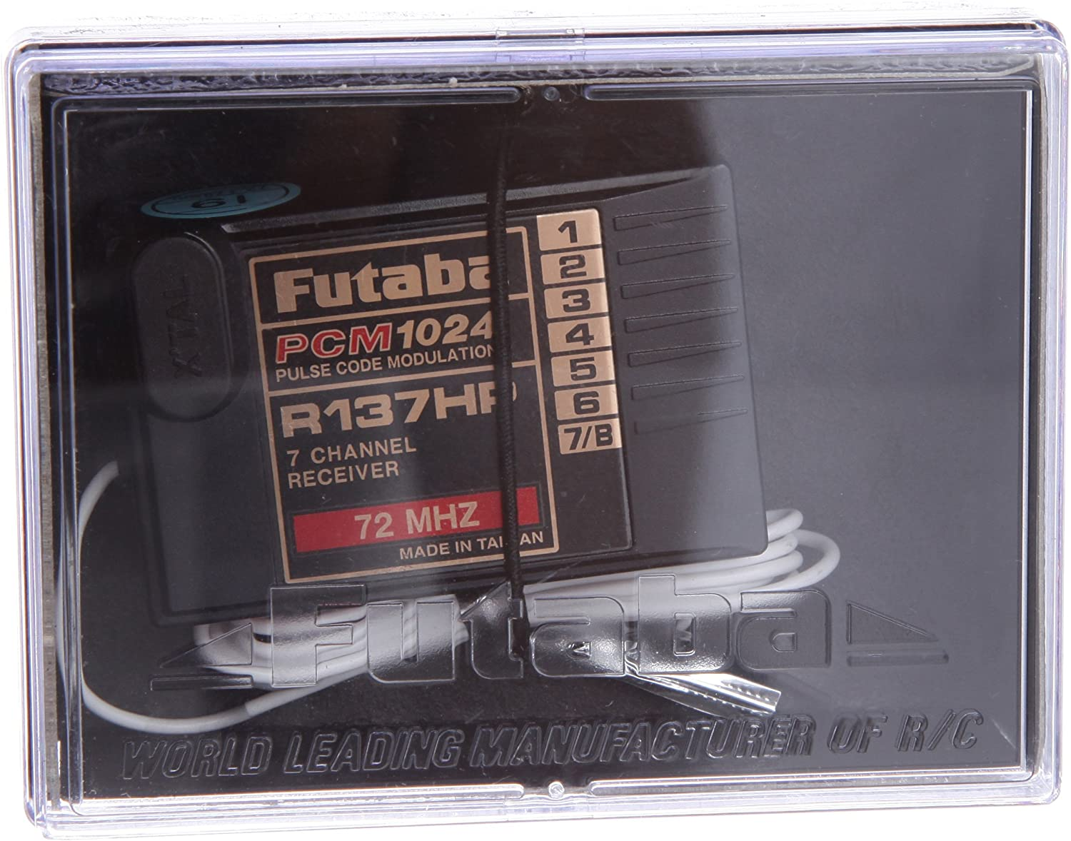 R137HP 72M 001064731 (Japan import   The package and the manual are written in Japanese)