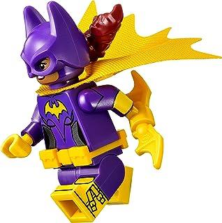 LEGO Batgirl, Yellow Cape with Bat-a-Rang mini figurka The Batman Movie