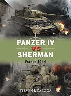 Panzer IV vs Sherman: France 1944 (Duel Book 70) (English Edition)