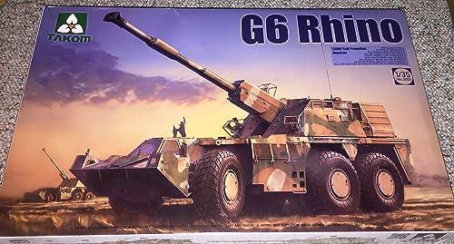 alta calidad TAKOM Tak de 2052 2052 2052 Maqueta de G6Rhino sandf de Self Propelled Howitzer  entrega rápida