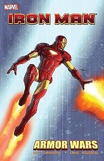 Iron Man & Armor Wars (Iron Man & Armor Wars (2009)) (English Edition)