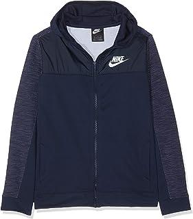 136bf383f7c6b Nike B NSW Hoodie Fz Advance Sweat-Shirt Garçon