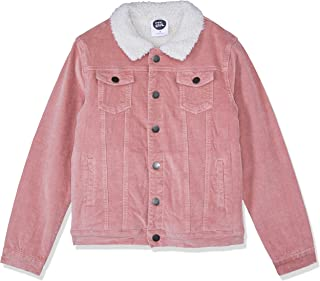 Eve Girl (8-16) Kids Cord Trucker Jacket