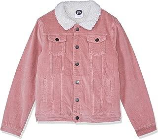 Eve Girl (8-16) Kids Cord Trucker Jacket