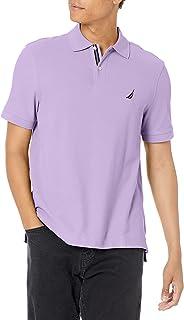 Men's Classic Fit Performance Pique Polo Shirt