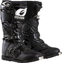 O`Neal Men`s New Logo Rider Boot (Black, Size 14)