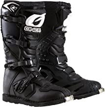 O'Neal Men's New Logo Rider Boot (Black, Size 12)