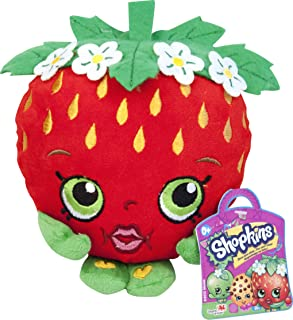 Shopkins 8'' Plush, Stawberry Plush