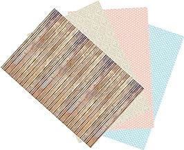 Ella Bella Photography Backdrop Paper, 4'x12', Assorted 4 Designs