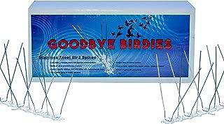 Goodbye Birdies Stainless Steel Bird Spikes (10 ft Box)