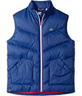 Lacoste Kids - Padded Vest (Little Kids/Big Kids)