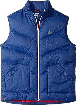 Lacoste Kids - Padded Vest (Little Kids/Big Kids)
