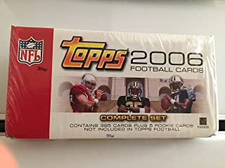 Best 2006 topps football complete set Reviews