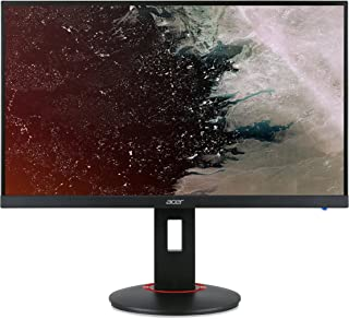 Acer XF0 (XF270HBbmiiprzx) 69 cm (27 pulgadas) TN ZeroFrame Monitor Matt (2xHDMI, DP, USB Hub 3.0, FHD 1920x1080, 1ms (MPRT), 144Hz, 400 Nits, altura ajustable, pivote, compatible con NVIDIA G-Sync)