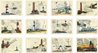 Postkarten/Grußkarten/Sammel-Set von Thomas Kubitz mit den