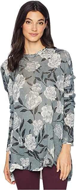 Frosted Florals Knit