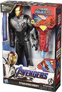 Marvel Avengers: Endgame - Titan Hero Power FX Iron Man Acti