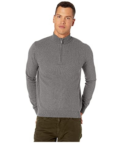 Ben Sherman 1/4 Zip Sweater (Grey) Men