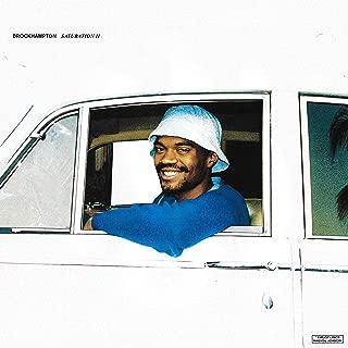 saturation 2 album cover