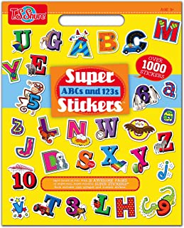 abc 123 stickers