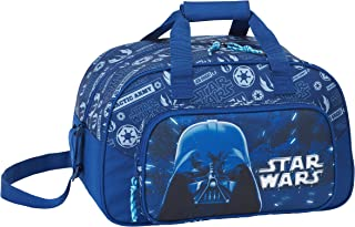 Star Wars 2018儿童运动包,40厘米,22升,蓝色(阿祖尔马里诺)