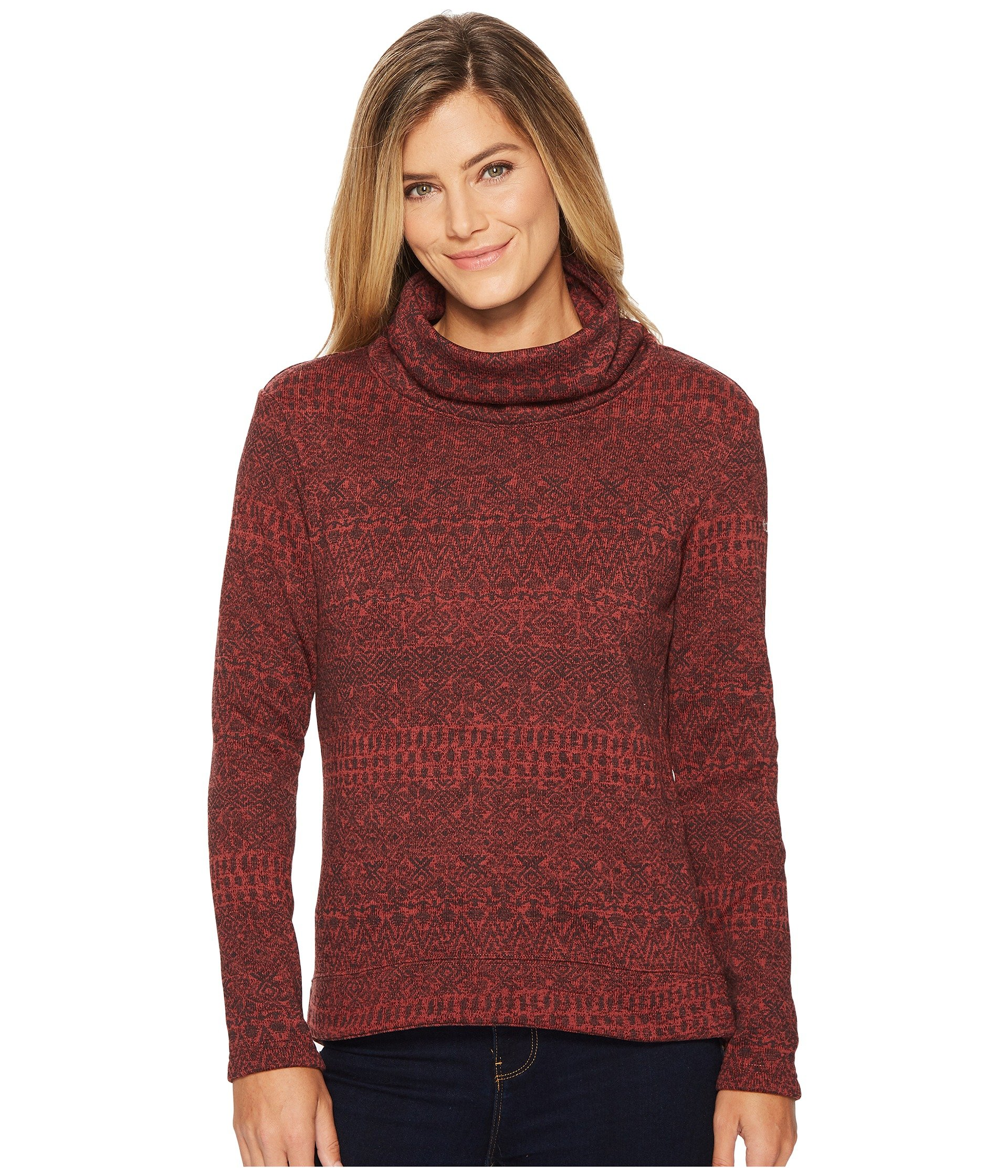 Sweater Season Printed Pullover